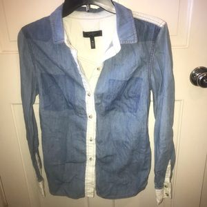 NWOT Jessica Simpson button up